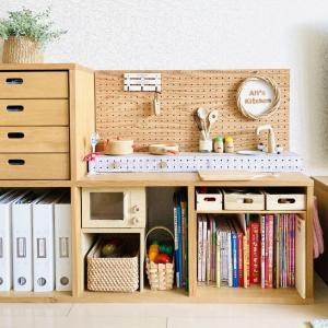 子どもが自分でする本棚の整理整頓!最近購入した娘の絵本♪