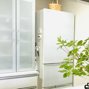 冷蔵庫を買い替えました!!今までありがとう*