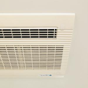 換気扇とエアコンのフィルター掃除。無印のコレが便利♪