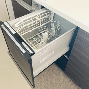 食洗器の庫内のお掃除