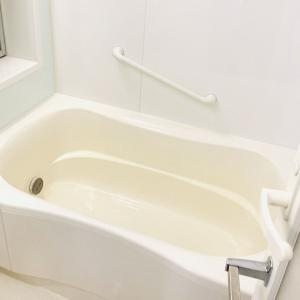風呂釜掃除をしました。レモングラスの爽やかな香りに癒されます♪