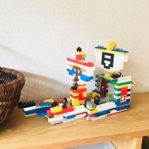 【レゴ収納】紆余曲折を経て最終形はこうなりました。