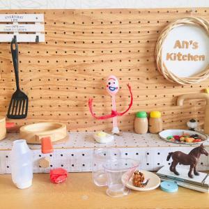 現代アート風な子どもの作品であふれる夏休み^^