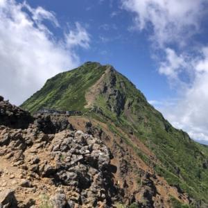2020.7.19 赤岳