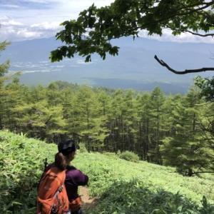 2020.8.10 赤岳