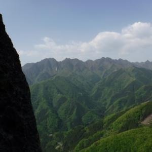 2021.5.9二子山中央稜マルチ