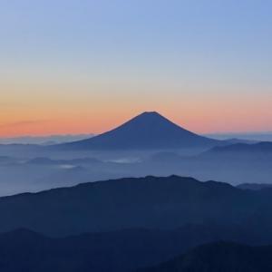 2021.7.17~18 北岳