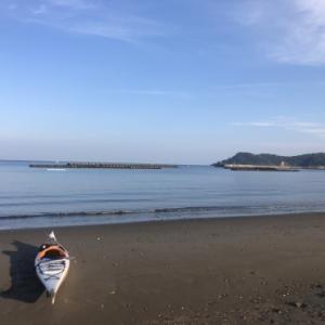 2021.8.31 松崎漕ぎ