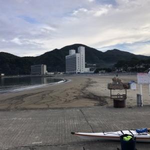 2021.9.17 松崎日帰り漕ぎ