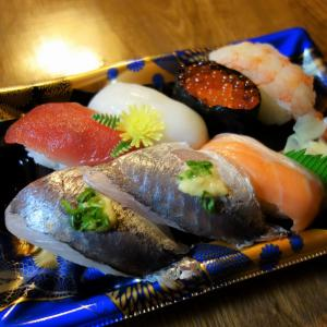 ★ユニバースの寿司をねこぜさんにも推薦したい