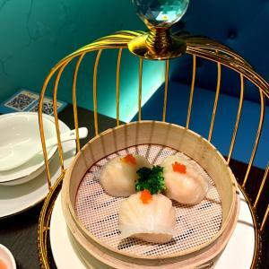 新区天街の「鹊玥」で広東料理ランチ