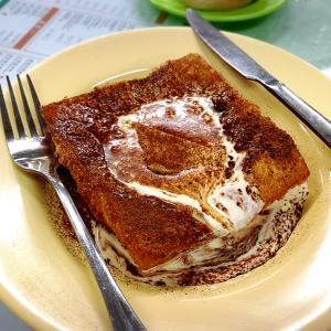 星海広場にオープンした「蒋先生茶餐厅」で香港気分