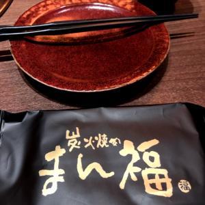 園区の「炭火焼肉 まん福」で日式焼肉