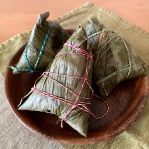 端午節前に陳記一品斋粽子でチマキを買う