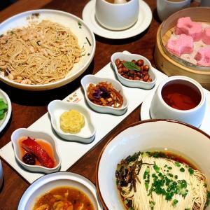端午節に「姑蘇橋」でエビまみれ麺とザリガニ麺を食べる