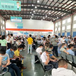 中国でコロナのワクチンを接種してきた(2回目)