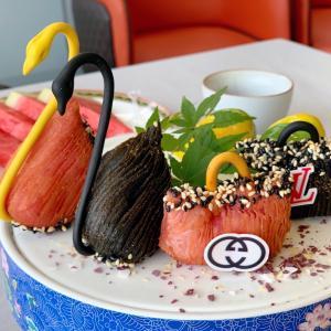 李公堤の「花界」でやりすぎ広東料理ランチ