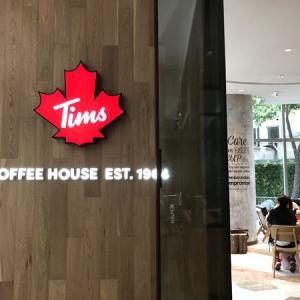 上海にオープンした「Tim Hortons」に行ってみた