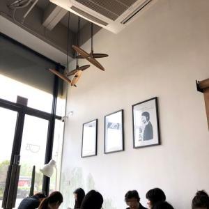 呉江で人気の「03coffee」でカフェタイム