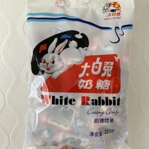 超有名な中国のお菓子を一時帰国土産に買う
