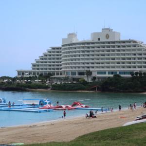 弾丸旅行で行く沖縄/万座ビーチホテル-2