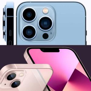 iPhone13 Pro iPhone13のAppleや携帯キャリアでの販売価格を調査した結果を公開