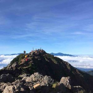 2019.08.10-12 今年の「山の日」山行は八ヶ岳の最高峰を目指す[3日目]岩壁を登って赤岳ピークへ!/下山後のJ&Nが素晴らしかった話