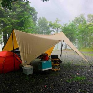 2019.08.14 藤川キャンプヒルLUNA・Lunaで台風前夜帰省キャンプ