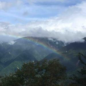 2019.09.21-22 南アルプスに虹が架かる世界!しらびそ高原オートキャンプ場