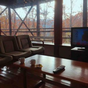 2019.11.09-10 武蔵野市民は行くべし。デュオじゃ持て余す広々客室と、散策し放題な裏山付きステイが1泊1,000円!