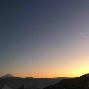 [なう]やはり、富士山キャンプも佳き
