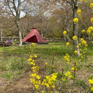 2021.04.03-04 心底満足した春キャンプを、アナザプレイスで。