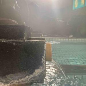 温泉満喫!軽い湯あたりの硫黄泉「蓼科温泉・小斉の湯」