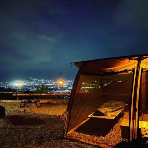 2021.07.10-11 梅雨の晴れ間に。灼熱のほったらかしでビールが沁みるキャンプ