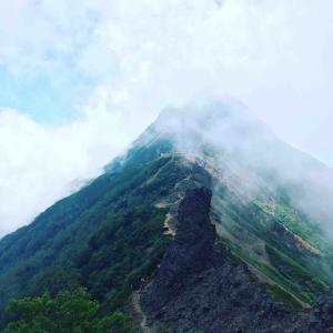 [短報]山の日に八ヶ岳へ登ってきました