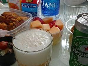 6日目の朝食は? そして、何もしない一番贅沢な一日。 『還暦のサブスリー』達成のための米国強化RUN合宿。