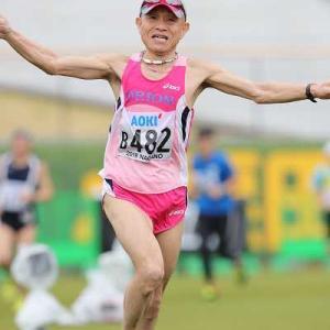 来年の長野マラソンは4月17日開催です。