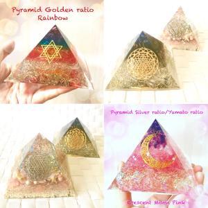 講座開催決定☆残席1名募集☆ピラミッドのオルゴナイト作りませんか?