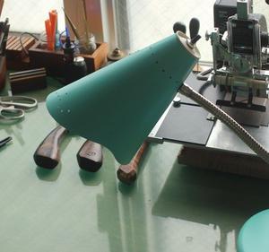◆ ハマる/革漉き機調整・五助さんありがとうございました ◆