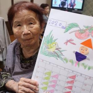来月のカレンダー作り☆