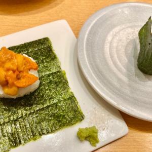 回転寿司へ