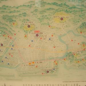 名越邸跡を探しつつ上町の散策にー(1)