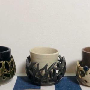 今年最後の陶芸