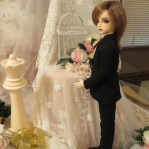 天使の里 〜プライベートフォトルーム 5 お菓子の庭で 2〜