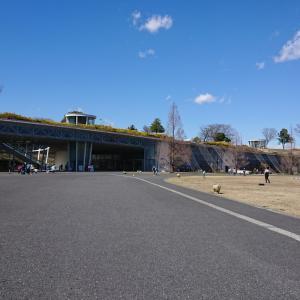 花みどり文化センターが面白い!昭和記念公園で必見の不思議な建築に突撃【東京立川】
