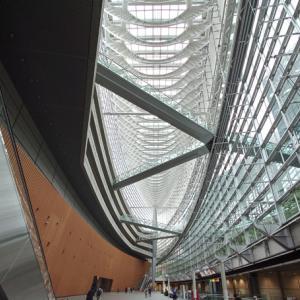 東京国際フォーラムがスゴい!バブルが生んだ名建築を建築好きがレポート【東京有楽町】
