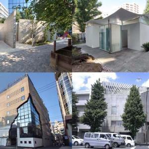 恵比寿で建築巡り!建築好きが巡った名建築18選をレポート【東京恵比寿】