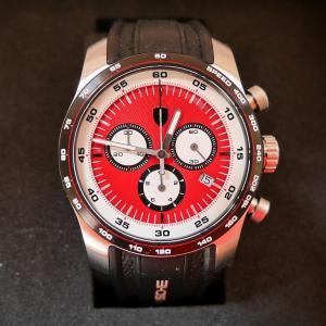 ポルシェの腕時計