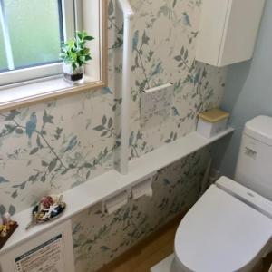 【WEB内覧会】トイレ・洗面台のインテリア