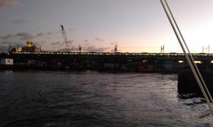 寒川港から東京湾LTアジ